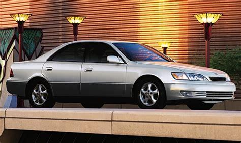1997 lexus es300 review lexus es300 1997