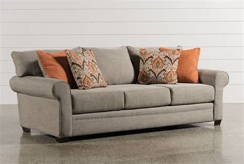 sofa bed living spaces thompson sofa living spaces living rooms and spaces