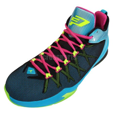 pink and blue basketball shoes nike cp3 viii ae 8 chris paul blue pink mens