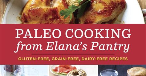 book review quot paleo cooking from elana s pantry quot by elana