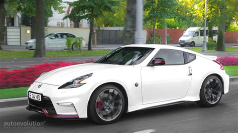 nissan nismo 2016 2016 nissan 370z nismo review autoevolution