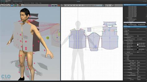 shirt pattern design download 41 3d clothing making man s shirt with dxf 1 sewing and