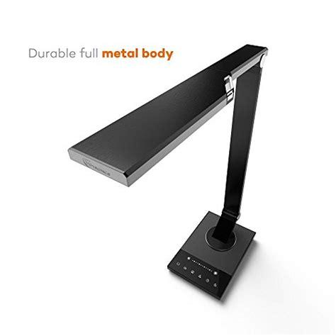 taotronics metal led desk l taotronics led desk l stylish metal design desk light