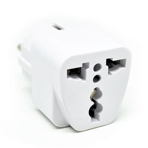 Universal Eu 2 Adapter To 3 Pin universal eu 2 adapter to 3 pin white jakartanotebook