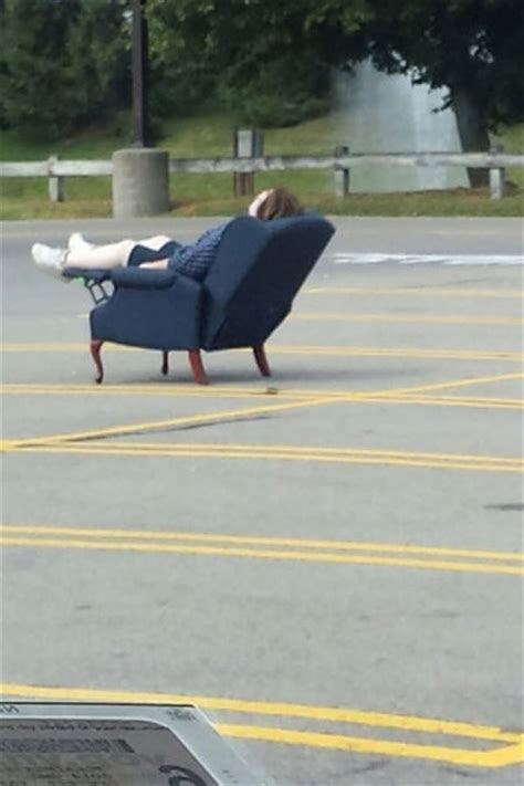 Recliners On Sale At Walmart chairs and recliners on sale at walmart test them out in the parking lot fail pictures