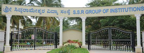 Ssr College Mba by Ssr College Of Science And Management Bangalore Ssr Bangalore