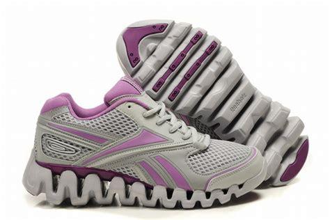 reebok zigtech womens running shoes reebok reebook reebok zig fuel running shoes pink grey
