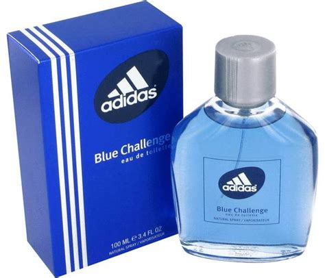 adidas blue challenge cologne for by adidas