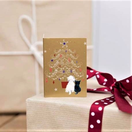west highland terrier christmas gift tags gifts for