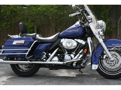 2006 Harley Davidson Road King by 2006 Harley Davidson Road King Efi For Sale On 2040motos