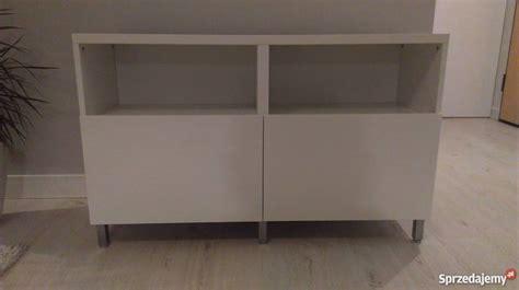 besta 40 cm breit komoda besta ikea 120x40cm j 243 zefosław sprzedajemy pl