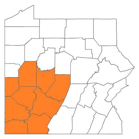 arrl section arrl sections western pennsylvania