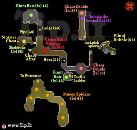 agility dungeon pages tip it runescape help the