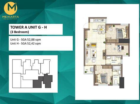 Apartemen Meikarta apartemen dijual meikarta kota jakarta baru lippo cikarang harga investor unit terbatas