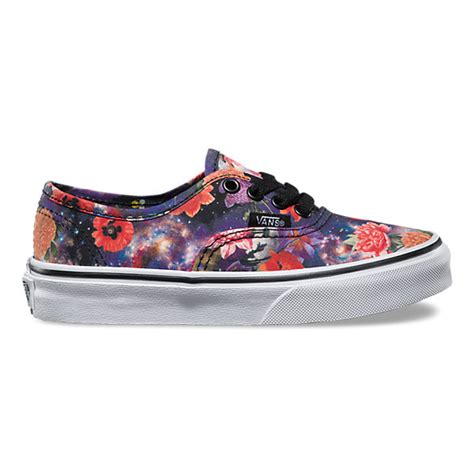 Vans Galaxy Type A galaxy floral authentic vans ca store