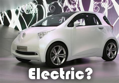 Toyota Electric New Electric Toyota Car 2017 Ototrends Net