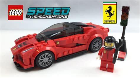 lego laferrari lego laferrari speed chions set review 75899