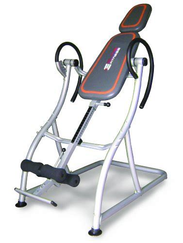 elite fitness deluxe heat and inversion table inversion equipment best pirces elite fitness it 9800