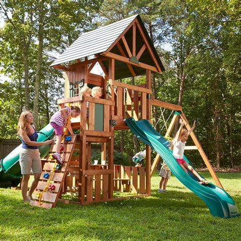 swing set parts canada swing n slide southton wood complete play set the