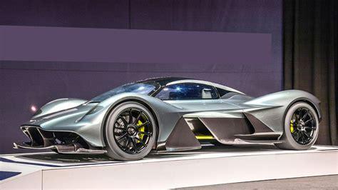 Aston Martin Valkyrie Specs by 2018 Aston Martin Valkyrie Cost Car Concept Details