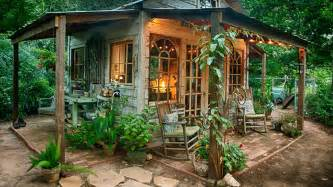Backyard Cottage Kits by 7 Tips For Creating A Rustic Garden Angies List