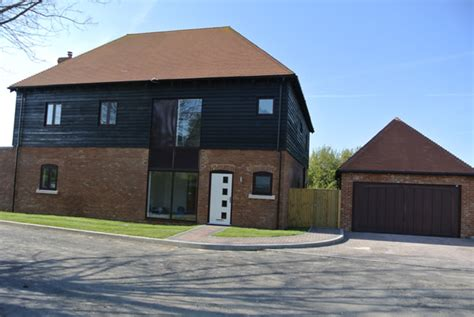 Garage Development by Canterbury Groundworks And New Build Completion Sar