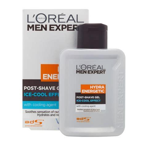 l post l or 233 al expert hydra energetic post shave gel