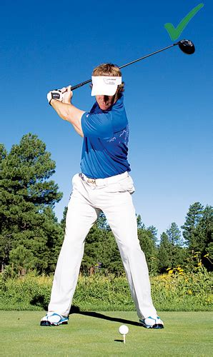 golf swing power leaks power builds golf tips magazine
