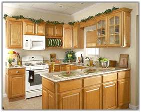 kitchen ideas with honey oak cabinets home design
