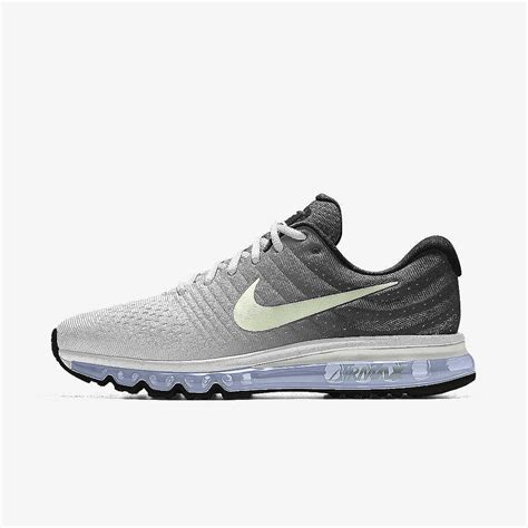 nike air max shoes nike air max 2017 id running shoe nike