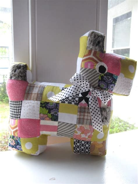 Patchwork Scottie - patchwork scottie lovely collect me patchwork