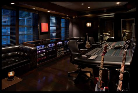 record room studios miami kravitz design inc by lenny kravitz shockblast