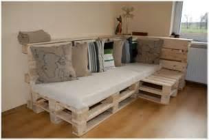 paletten sofa anleitung sofa aus paletten bauen anleitung hauptdesign