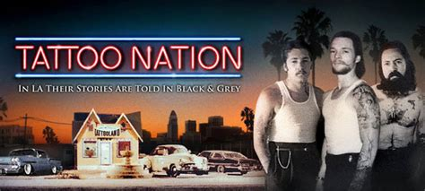 tattoo nation film ita tattoo nation movie trailer the wild styles
