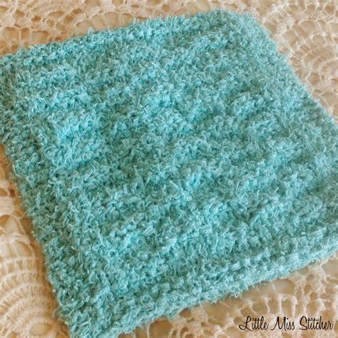 crochet dishcloth miss stitcher scrubby dishcloth pattern