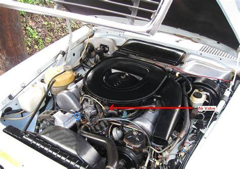 1973 mercedes 450sl vacuum diagram mercedes auto wiring