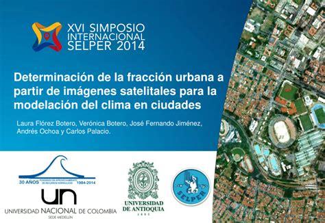 imagenes satelitales free download determinaci 243 n de la fracci 243 n urbana a pdf download