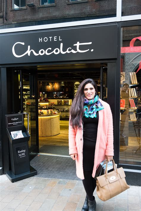 hotel chocolat s hotel chocolat s school of chocolate and lunch at roast