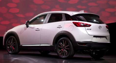 mazda suv lineup 2016 mazda cx 3 skyactiv performance in an small
