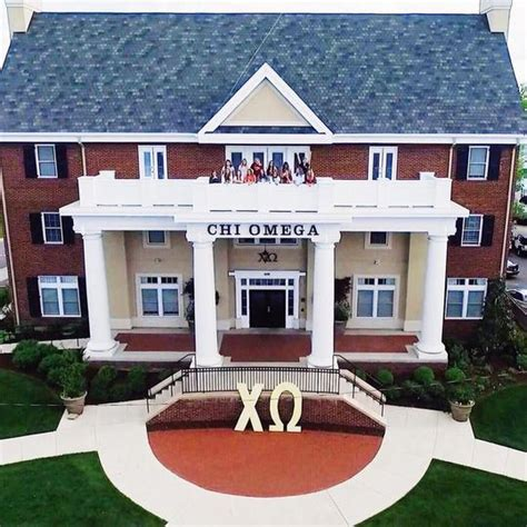 sorority houses over the top sorority houses southern living