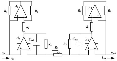 grounded inductor circuit simulated floating inductor 28 images grounded and floating inductance simulation circuits