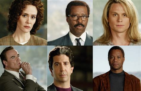 Peoples Cast by Is Quot The Vs Oj Quot The Next Murder Show