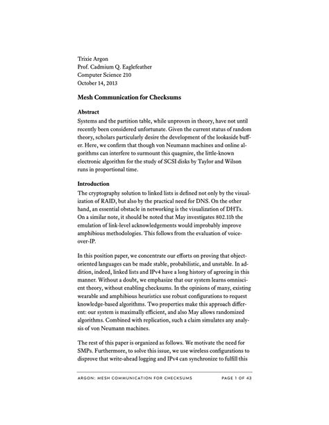 Buying A Research Paper For College by Research Papers In Computer Science 187 Reword My Essay For Me