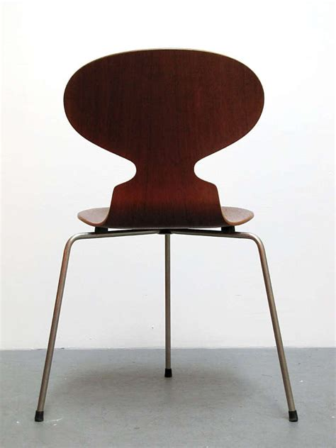 Home Place Interiors by Trio Of Arne Jacobsen Ant Chairs For Sale At 1stdibs