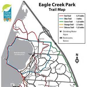 park maps eagle creek park foundation