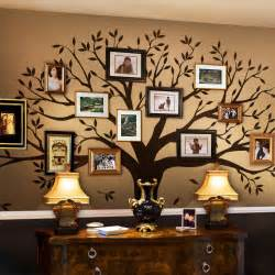 Tree Sticker Wall Decor family tree wall decal tree wall decal for picture frames