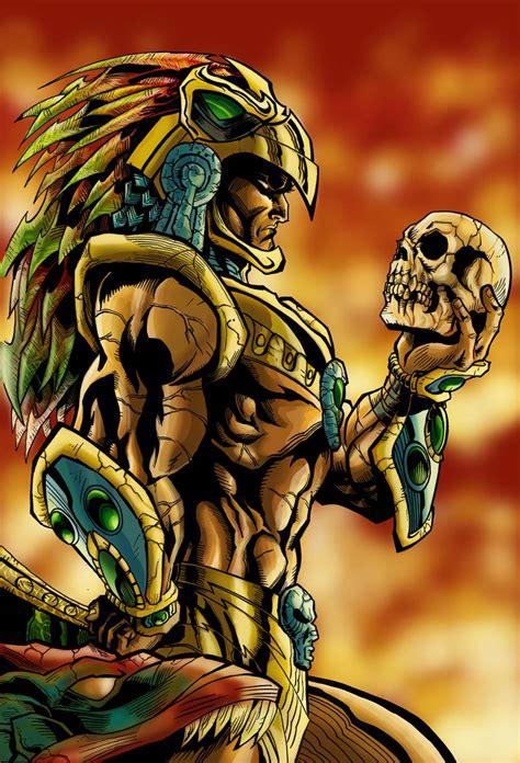 imagenes mitologicas aztecas megapost aztecas taringa