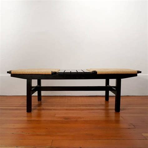 japanese bench mid century japanese bench or table at 1stdibs