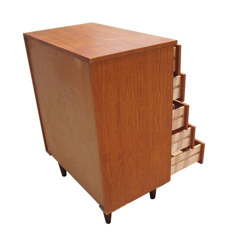 Teak Dresser by Vintage Mid Century Modern Teak Dresser Mr11985 Ebay