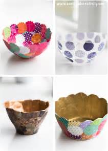 easy crafts to decorate your home papperssk 229 lar paper bowls craft creativity pyssel